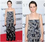 "Claire Foy  In Miu Miu  @ "" First Man"" Toronto International Film Festival Premiere"