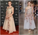 Dakota Fanning In Georges Hobeika Haute Couture  @ Jaeger-LeCoultre Gala Dinner