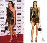 Dua Lipa  In Saint Laurent  @ 2018 GQ Men of the Year Awards in London