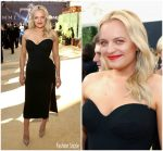 Elisabeth Moss In Vera Wang  @ 2018 Emmy Awards