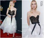Elle Fanning In Oscar de la Renta @ 'Galveston' LA Film Festival Premiere