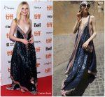 Elle Fanning  In Valentino  @ Teen Spirit  Toronto International Film Festival Premiere