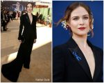 Evan Rachel Wood  In Altuzarra  @ 2018 Emmy Awards