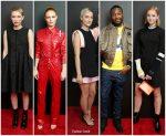 Front Row @ Calvin Klein Spring/Summer 2019 NYFW  Fashion Show