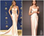 Heidi Klum In Zac Posen @ 2018 Emmy Awards