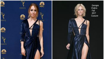 holly-taylor-in-georges-chakra-2018-emmy-awards