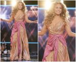 Jennifer Lopez  In Gucci  @ World Of Dance Finale Show