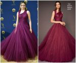 Joey King In Zac Posen @ 2018 Emmy Awards