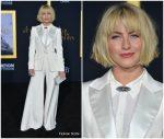 Julianne Hough In Jenny Packham  @ 'A Star Is Born' LA Premiere