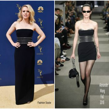 kate-mckinnon-in-alexander-wang-2018-emmy-awards