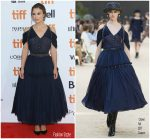 "Keira Knightley  In Chanel Couture @ ""Colette ""Toronto International Film Festival Premiere"