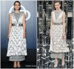 Keira Knightley In Chanel Haute Couture  @ Opening Season Paris Opera Ballet