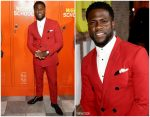 "Kevin Hart  In DIOR Men  @ ""Night School"" LA Premiere"