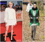 """Kristen Stewart In Chanel  @ """"Jeremiah Terminator LeRoy """"Toronto International Film Festival Premiere"""