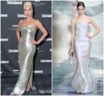 Lady Gaga  In Armani Prive @  Entertainment Weekly's Must List Party  At Toronto International Film Festival