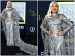 Lady Gaga In Givenchy Haute Couture  @ 'A Star Is Born' LA Premiere