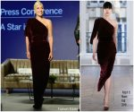 Lady Gaga In Ralph and Russo  @ A Star Is Born  @ 2018 Toronto International Film Festival