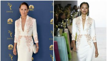 laurie-metcalf-in-badgley–mischka-2018-emmy-awards