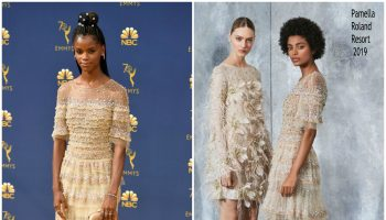 letitia-wright-in-pamella-roland-2018-emmy-awards