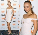 "Lily-Rose Depp In Chanel  @ "" A Faithful Man""  Toronto International Film Festival Premiere"