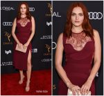 Madeline Brewer In Elie Saab  @Television Academy's 2018 Emmy Nominated Performers
