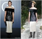 Marion Cotillard In Chanel Haute Couture  @ Opening Season Paris Opera Ballet