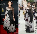 Mary Elizabeth Winstead In Valentino  @ 'All About Nina' LA Film Festival Gala Screening