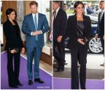 Meghan, Duchess of Sussex In Altuzarra & Deitas  @ The WellChild Awards
