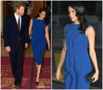 Meghan, Duchess of Sussex In Jason Wu  @ '100 Days to Peace' Commemorative Concert