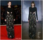 Mia Goth In Givenchy @ 'Suspiria' Venice Film Festival Premiere