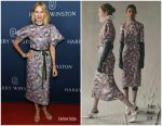 Naomi Watts In Erdem  @ Harry Winston Unveils 'New York Collection'
