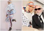 Nicki Minaj  In FENDI MANIA  @ Fendi Spring 2019 Show