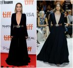 Olivia Wilde  In Alexandre Vauthier  @ Life Itself Toronto International Film Festival Premiere