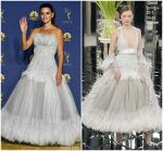 Penélope Cruz  In  Chanel Haute Couture  @  2018 Emmy Awards