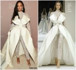 Rihanna In Alexis Mabille Haute Couture  @ 4th Annual Diamond Ball