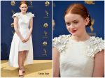 Sadie Sink  In Hiraeth   @ 2018 Emmy Awards