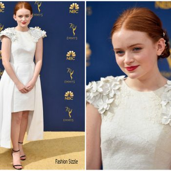 sadie-sink-in-hiraeth-2018-emmy-awards