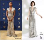 Samira Wiley  In Jenny Packham  @ 2018 Emmy Awards