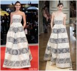 Sara Sampaio  In Armani Prive  @ 'A Star Is Born' Venice Film Festival Premiere
