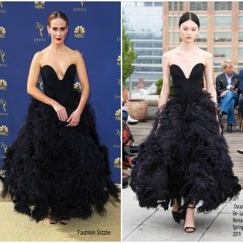 sarah-paulson-in-oscar-de-la-renta-2018-emmy-awards