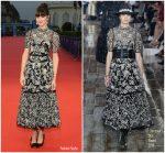Shailene Woodley In Christian Dior @  Deauville American Film Festival