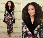 Thandie Newton  In Dolce and Gabbana @ The Hollywood Reporter & SAG-AFTRA's Pre-Emmys 2018 Celebration