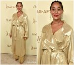 Tracee Ellis Ross  In Norma Kamali  @ The Hollywood Report & SAG-AFTRA's Pre-Emmys 2018 Celebration
