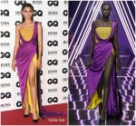 Zendaya  Coleman  in Ralph and Russo @ 2018 GQ Men of the Year Awards in London