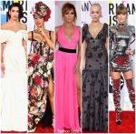 2018 American Music Awards Redcarpet
