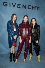 Este, Danielle and Alana Haim, In Givenchy @  Givenchy Spring / Summer 2019