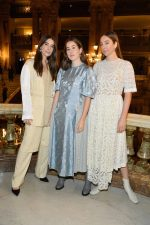 Danielle, Alana and Este Haim,  In  Stella McCartney @ Stella McCartney Spring/Summer 2019