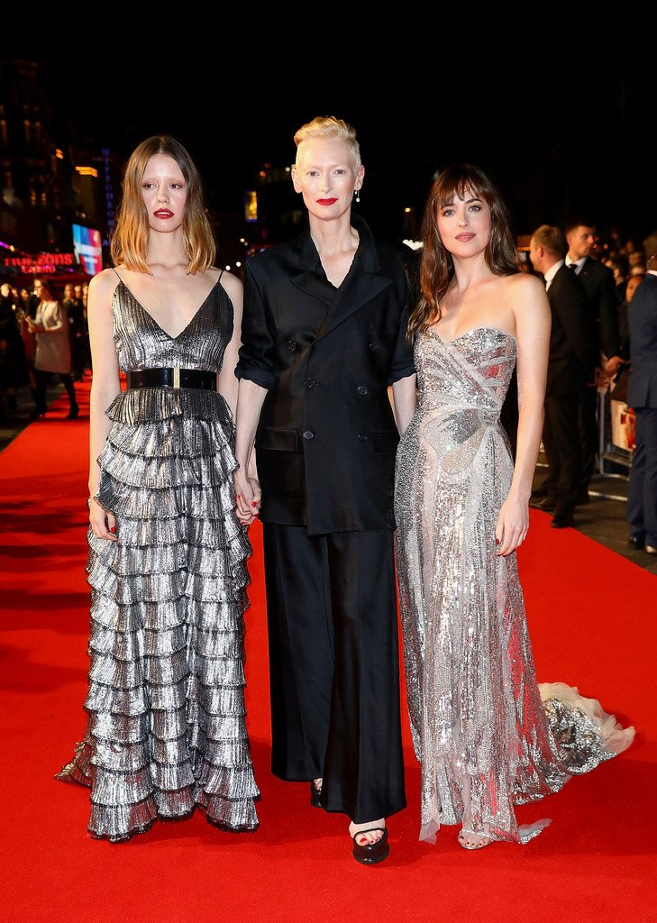 mia-goth-in-givenchy-couture-tilda-swinton-in-maison-margiela-and-dakota-johnson-in-gucci-suspiria-london-film-festival-premiere