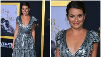 Lea-michele-in-teperley-london-a-star-is-born-la-premiere