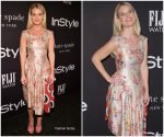 Alice Eve in Simone Rocha @ 2018 InStyle Awards